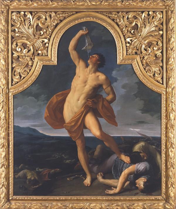 Pinacoteca Nazionale di Bologna - Sala 24: Guido Reni - Sansone vittorioso